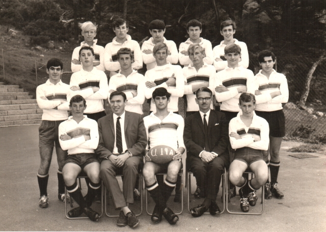 MHS - Rugby 1969